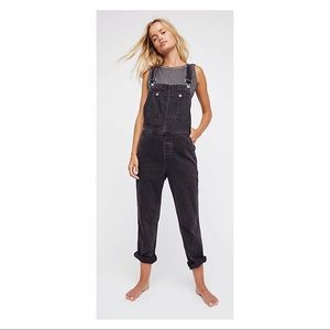 Free People Boyfriend Overall - Size 30